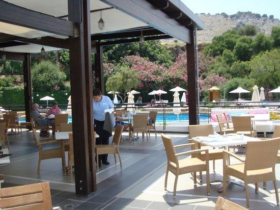 Lindos Mare Hotel: piscina