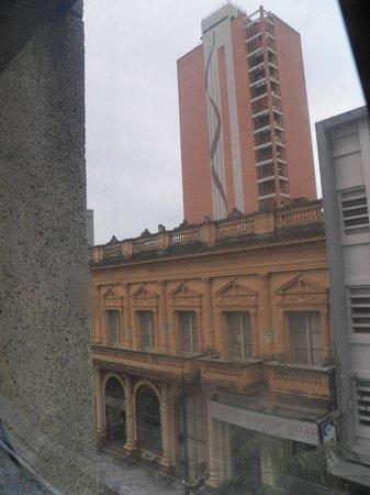 Hotel Chaco: Vista del Hotel