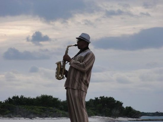 Melia Buenavista: Sunset Beach Sax
