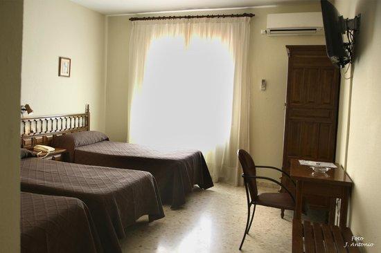 Gran Sol de Extremadura: Habitación doble