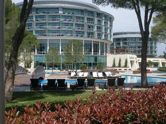 Calista Luxury Resort: Корпуса