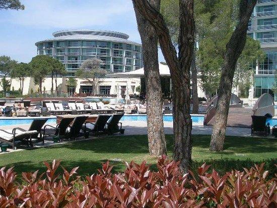 Calista Luxury Resort: Отель