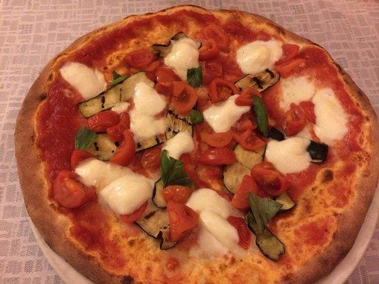 La Botte: Pizza futura con impasto ai cereali