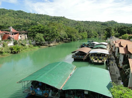 RIVER WATCH FLOATING RESTO: the boats