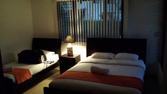 Hotel Villas Playa Samara: chambre