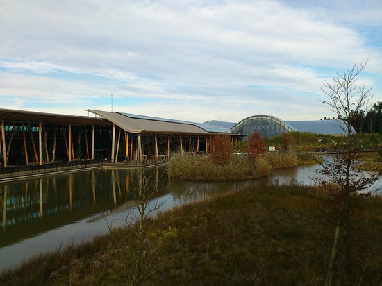 Center Parcs - Domaine des Trois Forets : Vue extérieure