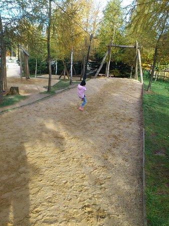 Center Parcs - Domaine des Trois Forets : Terrain de jeux