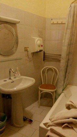 Il pulitissimo aspiratore del bagno.... - Picture of B&B Soggiorno ...