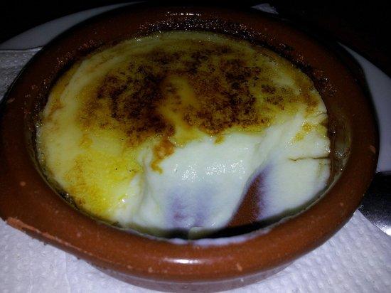 Toro Tapas Bar : Yummy crema catalana