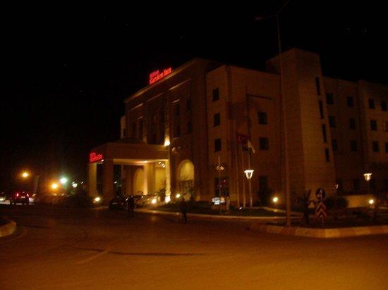Hilton Garden Inn Sanliurfa: The hotel