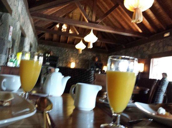 Hotel Boutique & Villas Oasis Casa Vieja: ontbijt