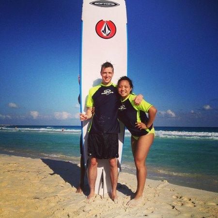 Gnarly's Surf School: Bobbsey Twins