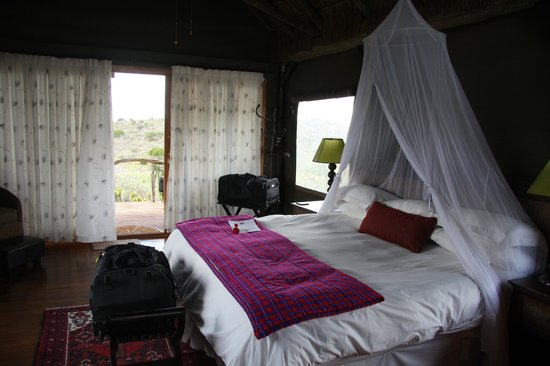 Koffylaagte Game Lodge: Interieur Zelt