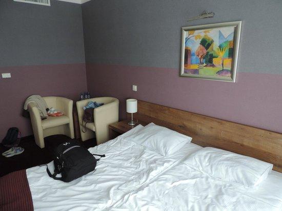 Hotel Swing : Pokój
