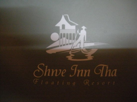 Shwe Inn Tha Floating Resort : the Resort LOGO