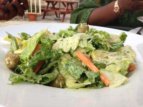 Tulip bistro : Chicken caeser salad