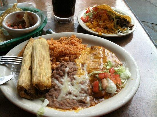 Casa Rio: Lunch