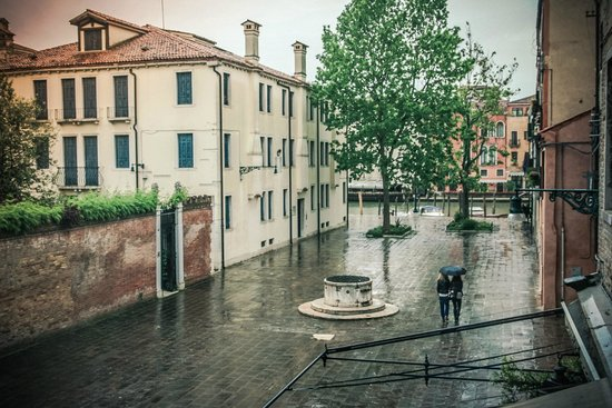 Hotel ai due Fanali: Вид из номера