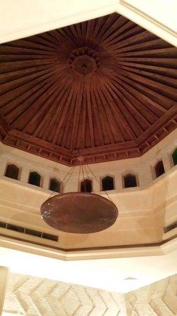 Hotel Ras El Ain Tozeur : Lobby feature