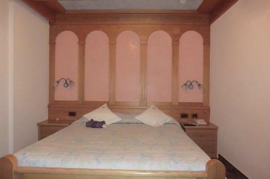Hotel Ladinia : Una camera