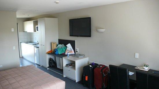Azena Motel: Room