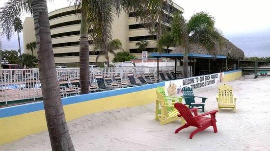 Plaza Beach Hotel - Beachfront Resort: exterior del hotel