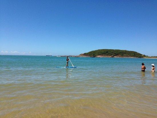 Peracanga Beach