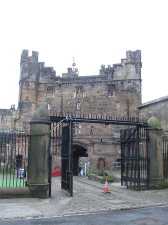 Lancaster Castle: Inside
