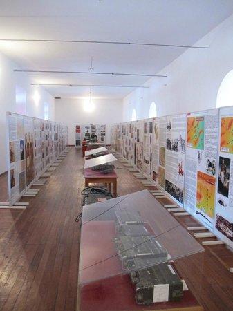 Military Historical Museum of the Nation: Sala de Exposición