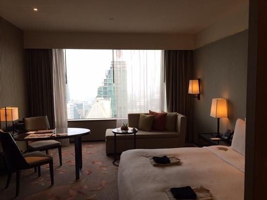 The Okura Prestige Bangkok: Okura - Room Deluxe View