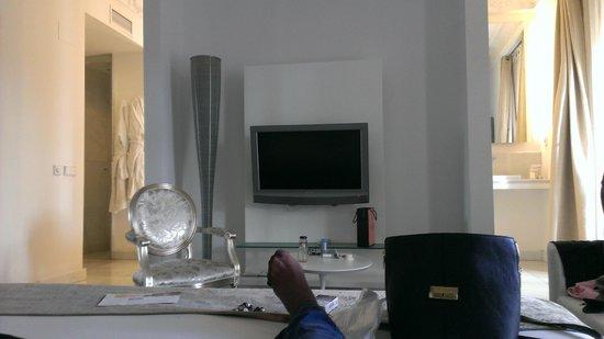 Hotel Hospes Puerta de Alcala : great room