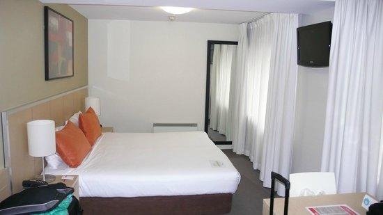 Travelodge Hotel Wellington : room