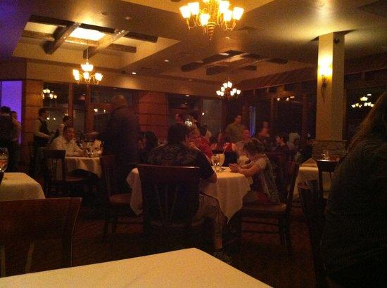 Chama Gaucha Brazilian Steakhouse : Inside