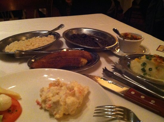 Chama Gaucha Brazilian Steakhouse : Sides