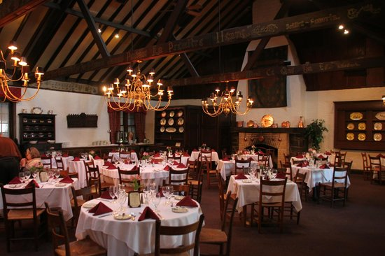 Norman Farm Dining Room