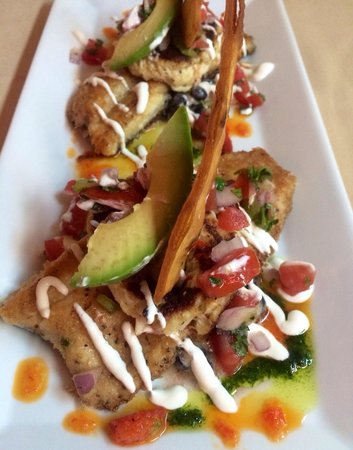 Cafe Azalea: Trout Special