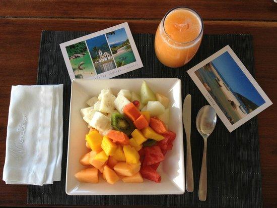 The Chili Beach Boutique Hotel & Resort: breakfast
