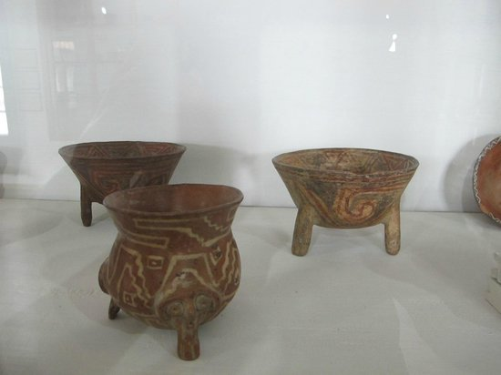 Museo Charcas (University Museum Colonial & Anthropological): Sala Cerámica V