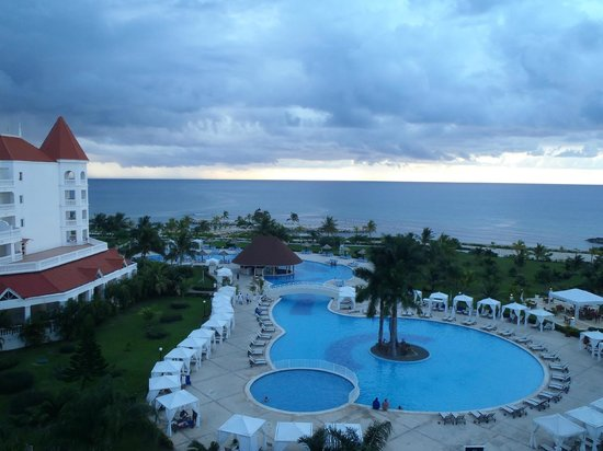 Luxury Bahia Principe Runaway Bay Don Pablo Collection: View from our room
