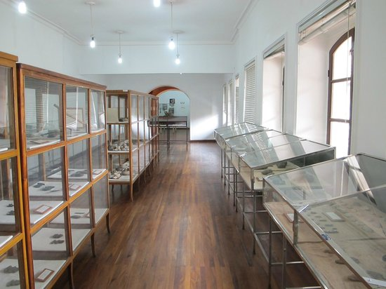 Museo Charcas (University Museum Colonial & Anthropological): Sala Lítico y Metales