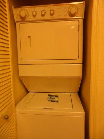 Lake Buena Vista Resort Village & Spa: Amé tener lavarropas y secarropas!!!! Fue lo mejor!!!