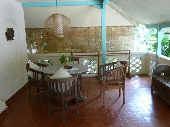 La Taverna Suites: terrasse