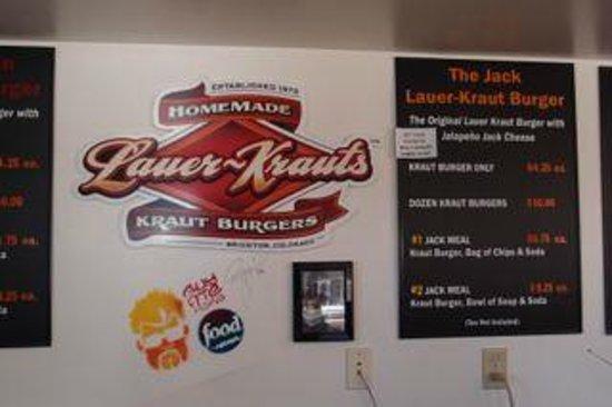Lauer-Krauts : Inside of restaurant