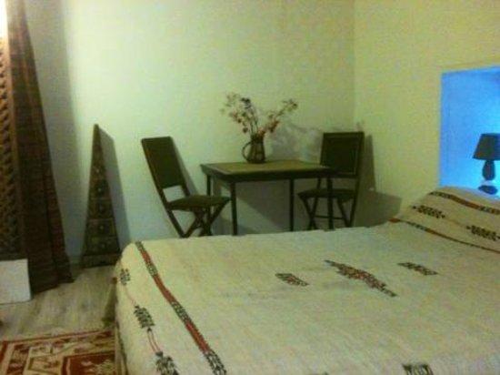 Le Longcouchant : Chambre / Suite Sarrasine