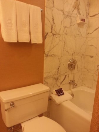 The Ritz-Carlton, Pentagon City : Bathroom