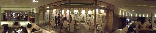 Hotel la Tour Hassan: Main lobby