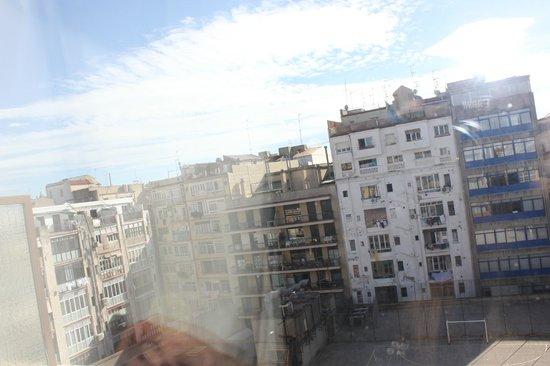 Atenea Calabria Apartaments : La vista no era muy buena
