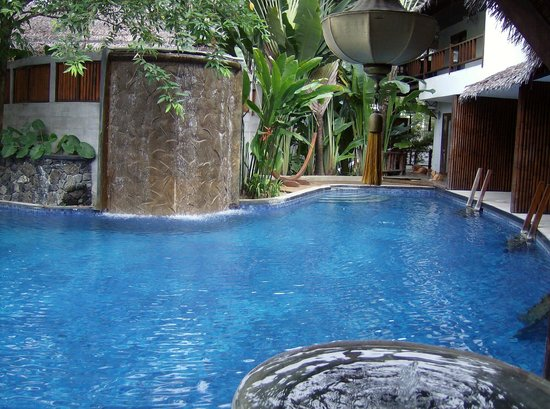 Villa Samadhi - By Samadhi : Pool