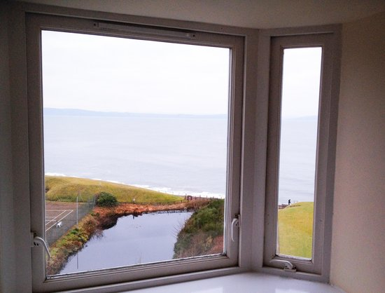 Golf View Hotel & Spa: Seaview from room 51
