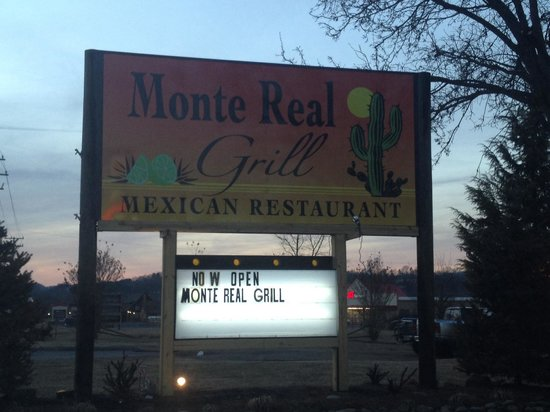 Monte Real Mexican Restaurant: Monte Real